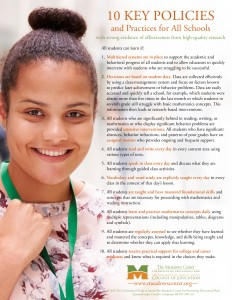 Image of 10 Key Policies and Practices for All Schools