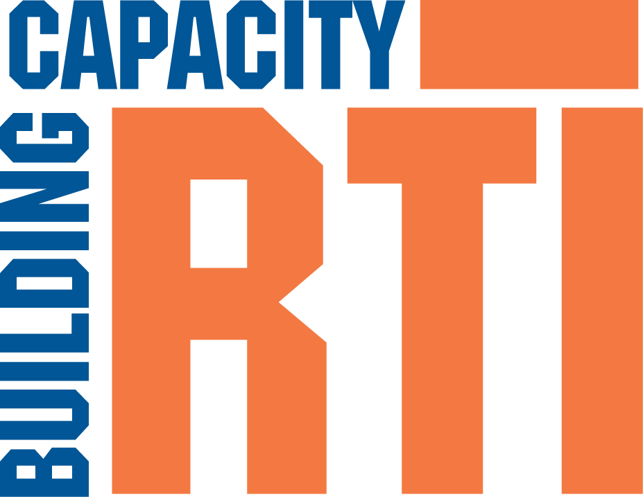 Logo for Building Capacity for Response to Intervention Implementation Project